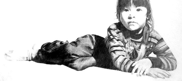girl_pencil